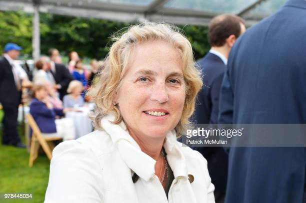 Guest attends the Franklin D Roosevelt Four Freedoms Park's gala honoring Founder Ambassador William J Vanden Heuvel at Franklin D Roosevelt Four...