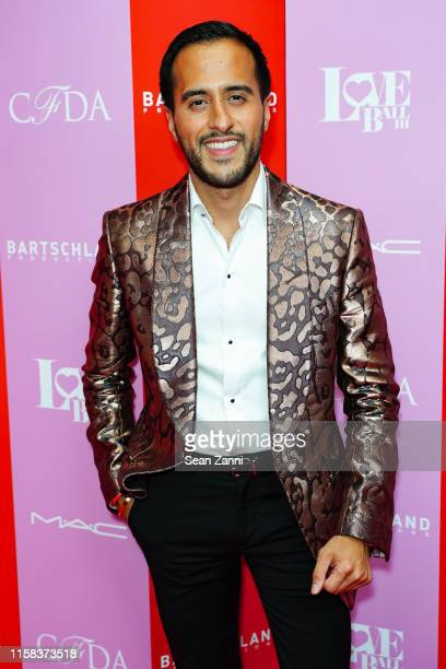 Guest attends the LOVE Ball III - Arrivals at Gotham Hall on June 25, 2019 in New York City.