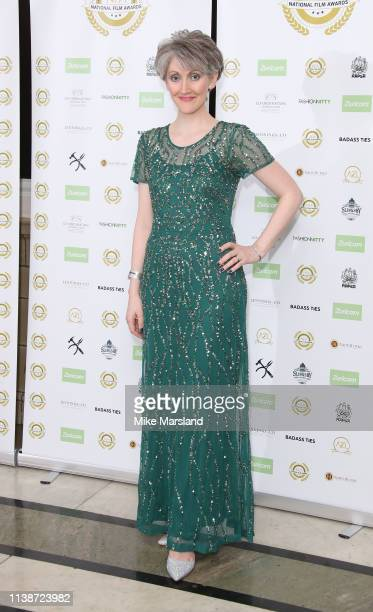 Guest attends the National Film Awards at Porchester Hall on March 27 2019 in London England
