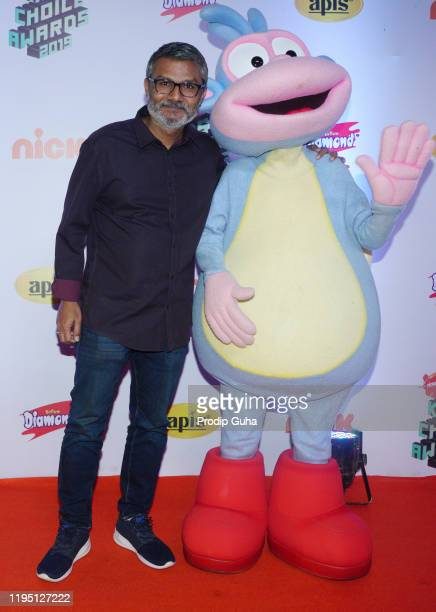 Guest attends the Nickelodeon The Kids Choice Awards 2019 on December 202019 in Mumbai India