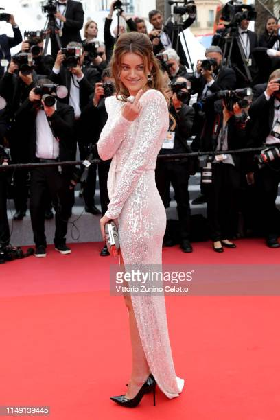 Guest attends the opening ceremony and screening of The Dead Don't Die during the 72nd annual Cannes Film Festival on May 14 2019 in Cannes France