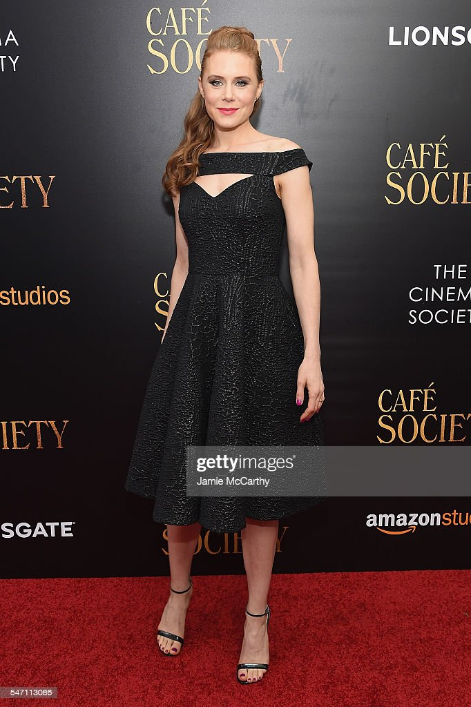 """Amazon & Lionsgate With The Cinema Society Host The New York Premiere Of """"Cafe Society"""" - Arrivals : News Photo"""