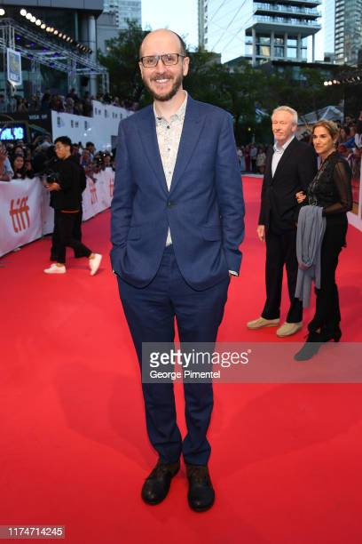 Guest attends the Radioactive premiere during the 2019 Toronto International Film Festival at Princess of Wales Theatre on September 14 2019 in...
