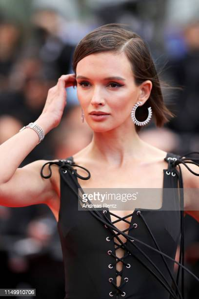 Guest attends the screening of Pain And Glory during the 72nd annual Cannes Film Festival on May 17 2019 in Cannes France