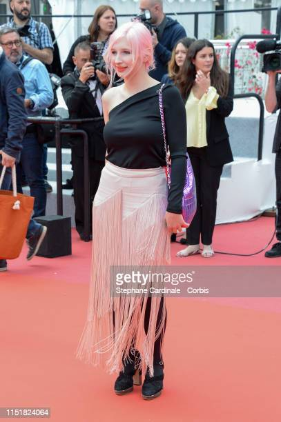 Guest attends the screening of Portrait Of A Lady On Fire during the 72nd annual Cannes Film Festival on May 19 2019 in Cannes France