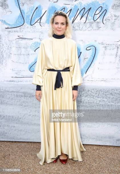 Guest attends The Summer Party 2019 Presented By Serpentine Galleries And Chanel at The Serpentine Gallery on June 25 2019 in London England