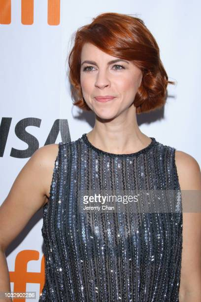 Guest attends the The Lie premiere during 2018 Toronto International Film Festival at Roy Thomson Hall on September 13 2018 in Toronto Canada
