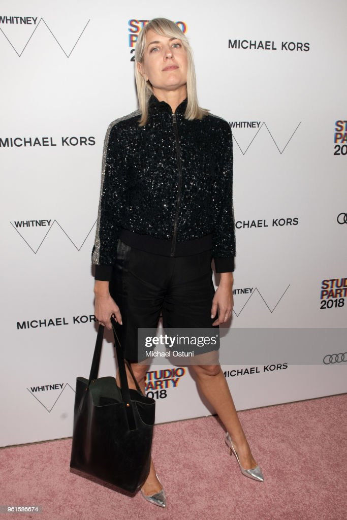 The Whitney Museum Celebrates The 2018 Annual Gala And Studio Party : News Photo