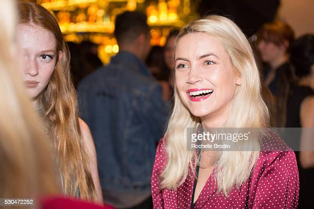 Guest attends the Who What Wear visionaries launch event at Ysabel on May 10 2016 in West Hollywood California