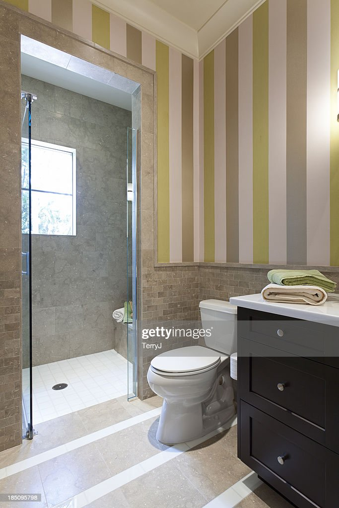 Guest Bathroom : Stock Photo
