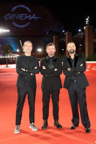 """ITA: """"Benny Benassi - Equilibrio"""" Red Carpet - 16th Rome Film Fest 2021"""