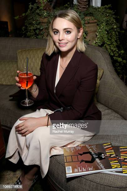 Guest celebrates the new film Mary Queen of Scots with Vanity Fair and Focus Features at Chateau Marmont on December 6 2018 in Los Angeles California