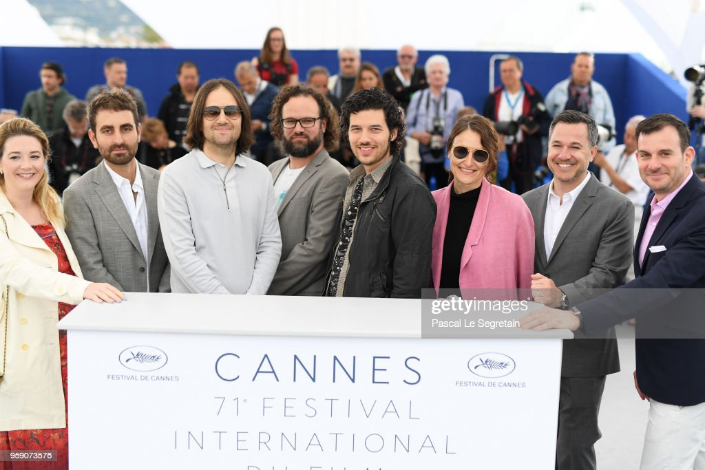 "FRA: ""Under The Silver Lake"" Photocall - The 71st Annual Cannes Film Festival"