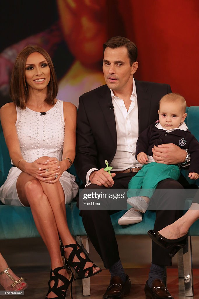 THE VIEW - Guest co-host, Gabby Reece appears today, July 16, 2013. Guests include Bruce Willis ('Red 2') and Giuliana and Bill Rancic with son Duke. 'The View' airs Monday-Friday (11:00 am-12:00 pm, ET) on the ABC Television Network. DUKE