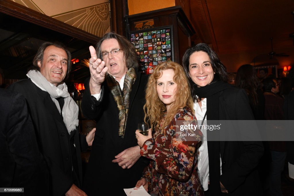 'La Closerie Des Lilas' Literary Awards 2017 At La Closerie Des Lilas : News Photo