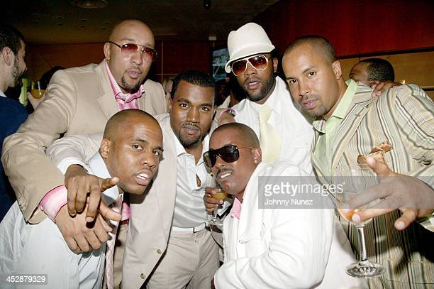 Guest Consequence Kanye West John Monopoly Curtis Coltrane and Kenny Burns