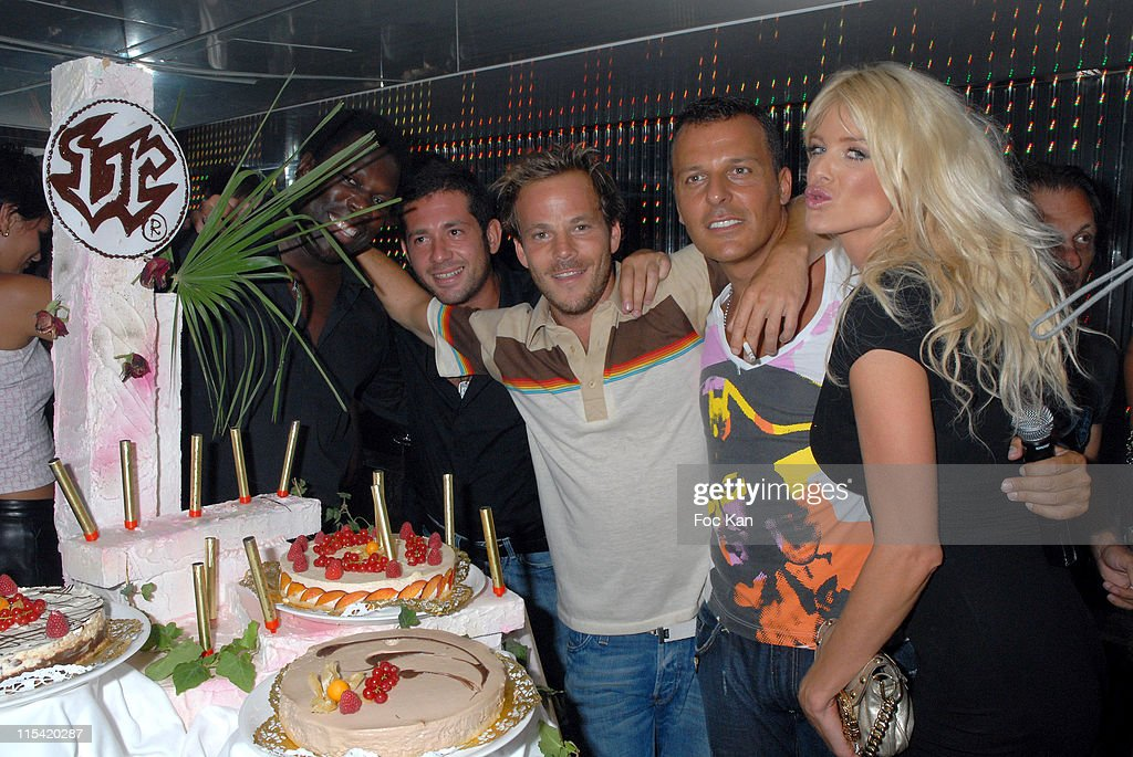 Stephen Dorff Birthday at the Swedish Party
