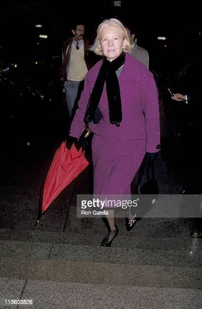 CZ Guest during Diana Vreeland Memorial at Metropolitan Museum of Art in New York City New York United States