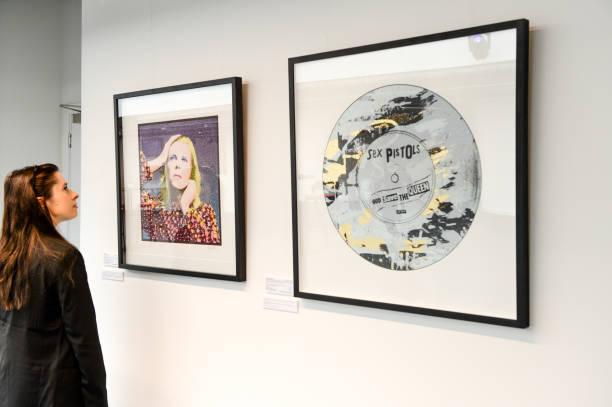 "GBR: ""Icons"" Exhibiton At Riverside Studios - Press View"