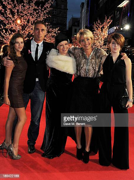 Emma Thompson And Greg Wise Pictures and Photos