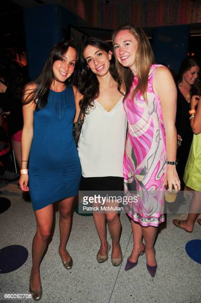 Guest Guest and Jamie Davidson attend ASSOCIATION to BENEFIT CHILDREN hosts COCKTAILS IN CANDYLAND at Dylan's Candy Bar on June 18 2009 in New York...