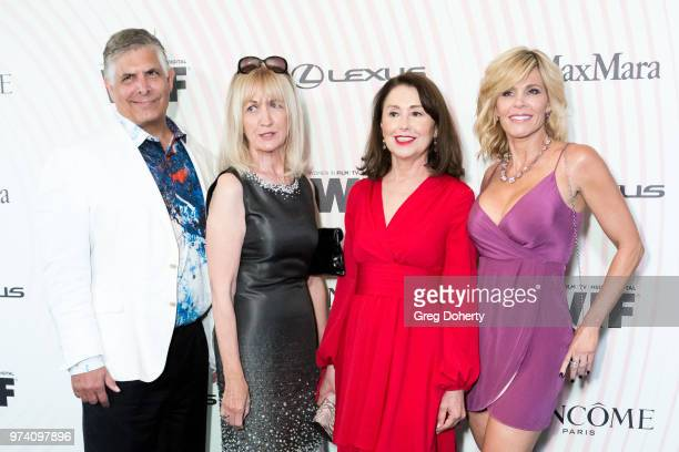 Guest Guest Susan Rodgers and JoJo Romeo attend Women In Film 2018 Crystal Lucy Award at The Beverly Hilton Hotel on June 13 2018 in Beverly Hills...