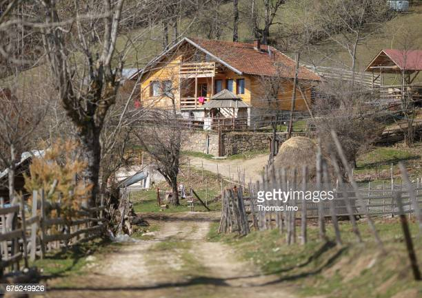 Guest house on March 30 2017 in Peja Kosovo