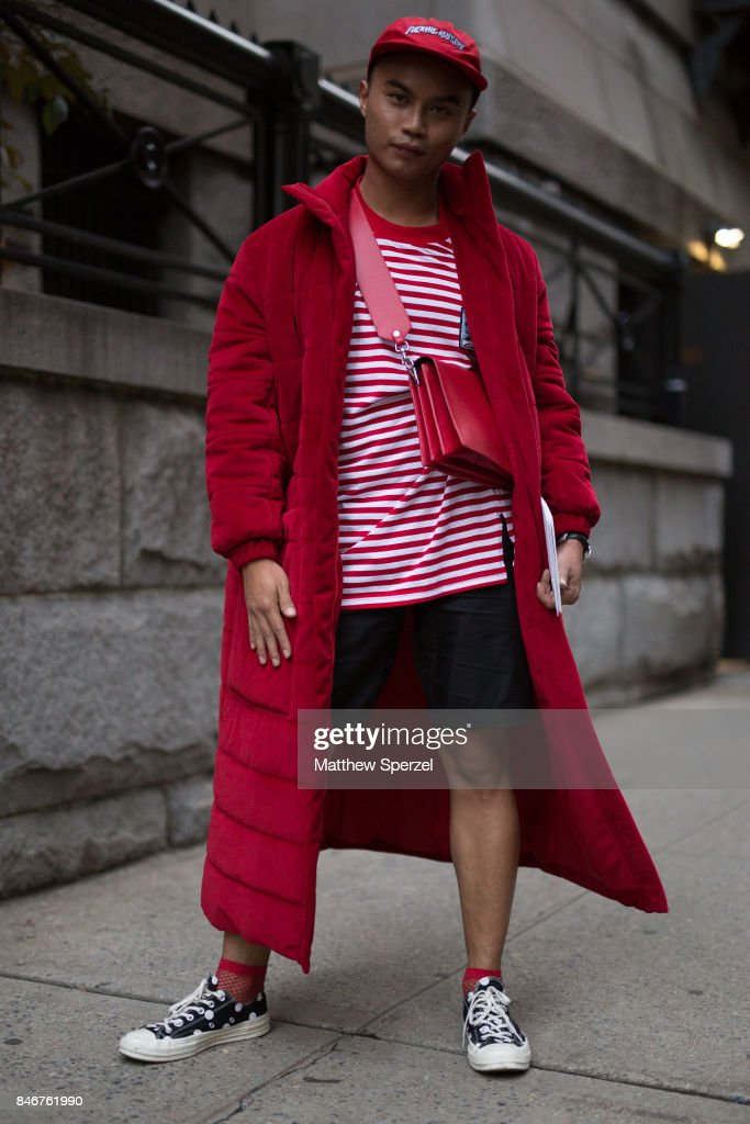A Guest Is Seen Attending Marc Jacobs During New York Fashion Week News Photo Getty Images