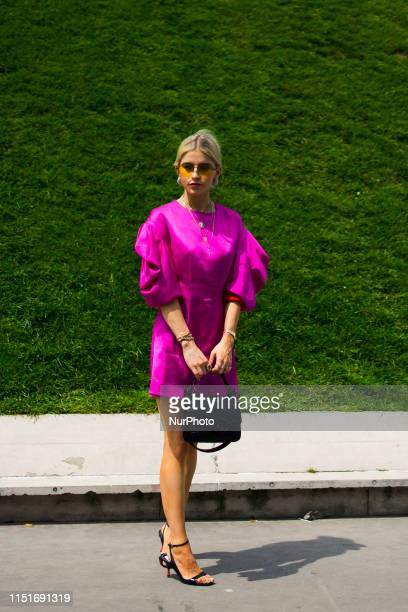 Paris Fashion Week Menswear Spring/Summer 2020 Day 6 At Kenzo fashion show on June 23 in Paris France