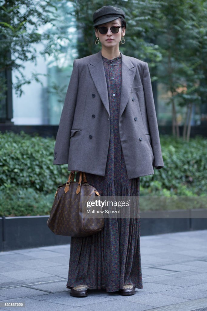 Street Style - Amazon Fashion Week TOKYO 2018 S/S : News Photo