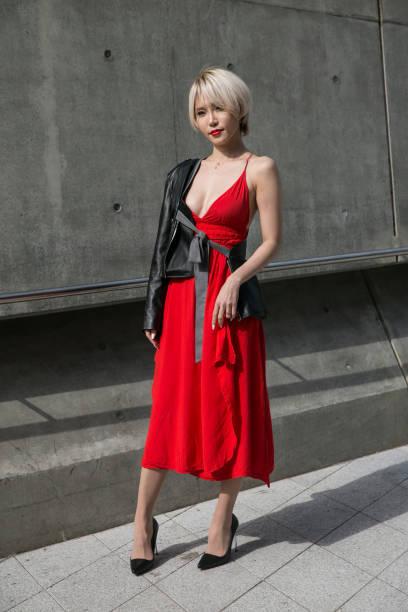 KOR: Street Style - Seoul Fashion Week 2020 S/S - Day 5
