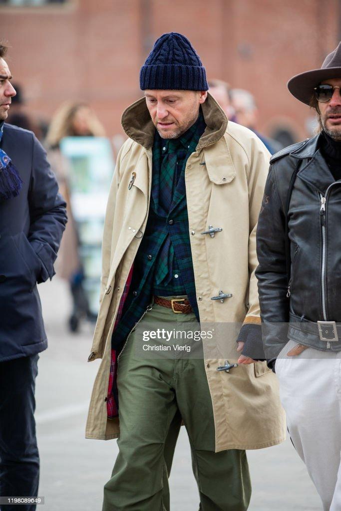 Pitti Immagine Uomo 97 - Street Style : ニュース写真