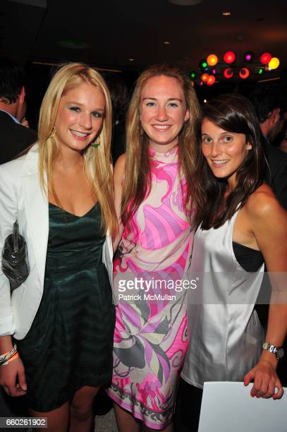 Guest Jamie Davidson and Guest attend ASSOCIATION to BENEFIT CHILDREN hosts COCKTAILS IN CANDYLAND at Dylan's Candy Bar on June 18 2009 in New York...
