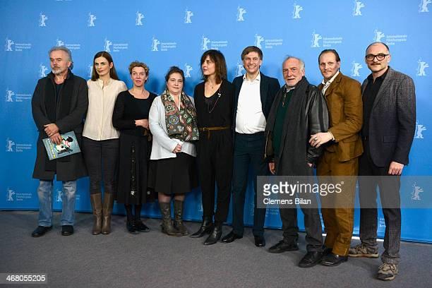 Guest, Janine Jackowski, Margarita Broich, Maria Hofstaetter, Andre Wilms, Georg Friedrich, Markus Schleinzer, Susanne Wolff and Benjamin Heisenberg...