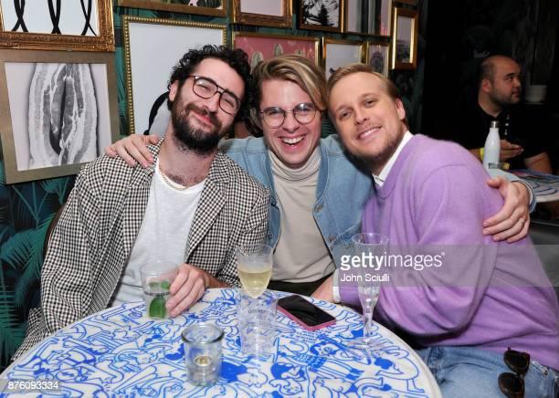 Guest Jeffrey Self and John Early attend the 'Search Party' cocktail reception during Vulture Festival LA presented by ATT on November 18 2017 in...