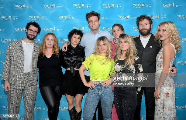 Guest Jessica Chaffin Alia Shawkat John Reynolds Claire Tyers Sarah Violet Bliss Phoebe Tyers Charles Rogers and Meredith Hagnar attend a 'Search...