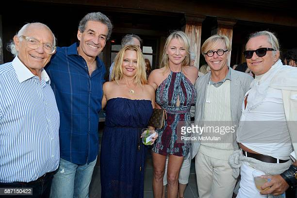 Guest Jim Santon Laura Lane Kelly Shaughnessy Williams Cummings and Bernt Heiberg attend Tom Diane Tuft and Christina Cuomo Celebrate the Launch of...
