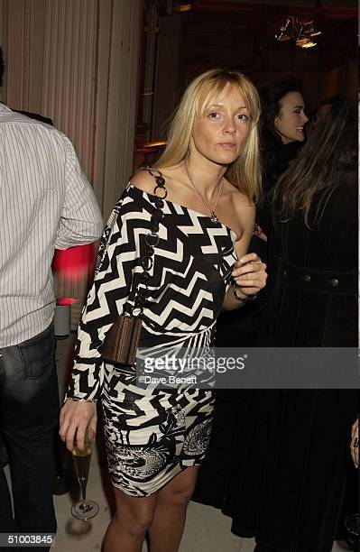 "Guest Kasia Komorowicz attends the UK Premiere Party of ""Love Actually"" on November 17, 2003 at The In and Out Club, in London. Kasia - who claimed..."