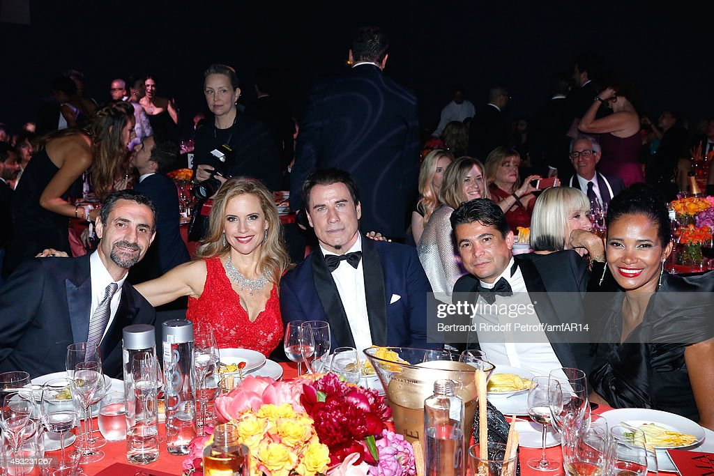 amfAR's 21st Cinema Against AIDS Gala Presented By WORLDVIEW, BOLD FILMS, And BVLGARI - Dinner