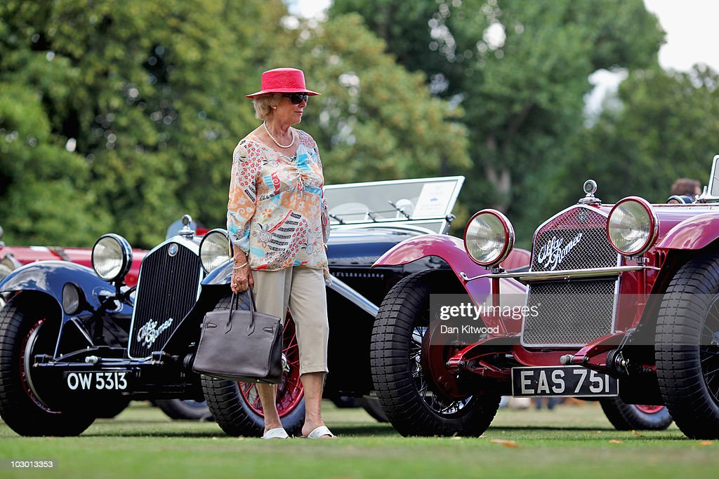 Salon Prive Opens Showcasing The Worlds Finest And Most Expensive ...