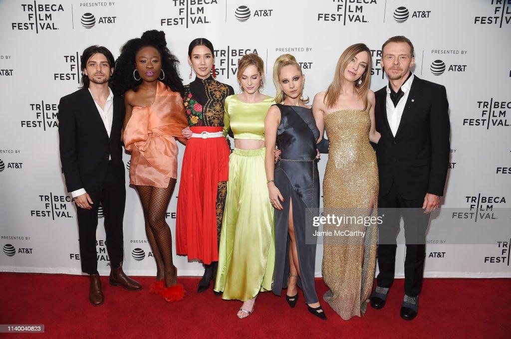 """Lost Transmissions"" - 2019 Tribeca Film Festival : Nachrichtenfoto"