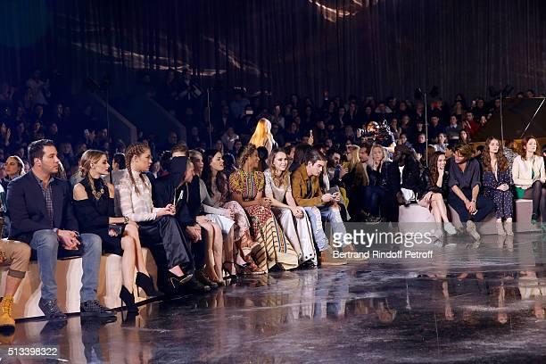 Guest Olivia Palermo Adele Exarchopoulos Jamie Bell Kate Mara Emma Roberts Atlanta de Cadenet Taylor Ciara Suki Waterhouse GabrielKane DayLewis Lola...