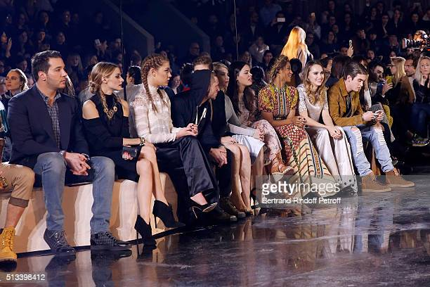 Guest Olivia Palermo Adele Exarchopoulos Jamie Bell Kate Mara Emma Roberts Atlanta de Cadenet Taylor Ciara Suki Waterhouse and GabrielKane DayLewis...