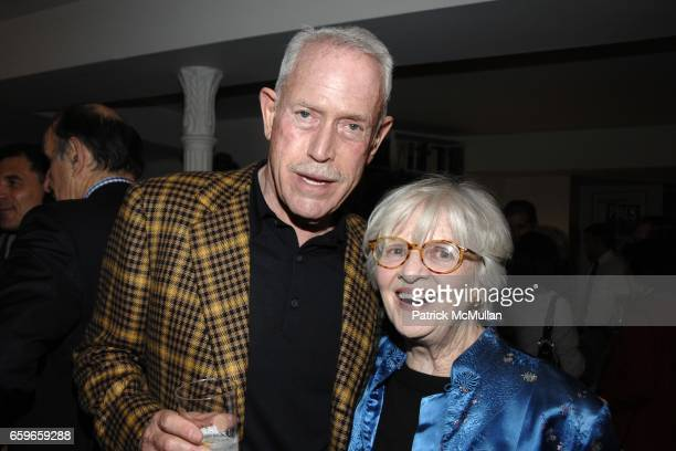 guest Patricia Bosworth attend Patricia Bosworth and Joel Conarroe host party for BRAD GOOCH'S new book FLANNERY A LIFE OF FLANNERY O'CONNOR at...