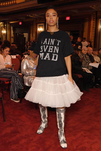 NY: Vaquera, CDLM/Creatures Of The Wind, And Section 8 - Front Row - September 2019 - New York Fashion Week: The Shows
