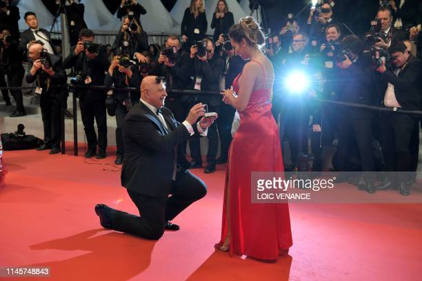 "FRA: ""Mektoub, My Love: Intermezzo"" Red Carpet - The 72nd Annual Cannes Film Festival"