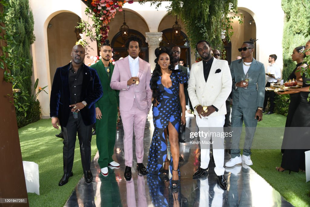 2020 Roc Nation THE BRUNCH - Inside : News Photo