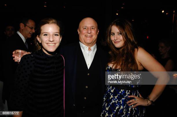 Guest Ron Perelman and Samantha Perelman attend ACRIA 14th Annual Holiday Dinner presented by InStyle Magazine and Urban Zen at Stephan Weiss Studio...