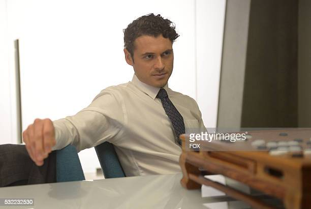 Guest star Adan Canto in the 'When You Have To Go There They Have To Take You In' episode of SECOND CHANCE airing Friday March 11 on FOX