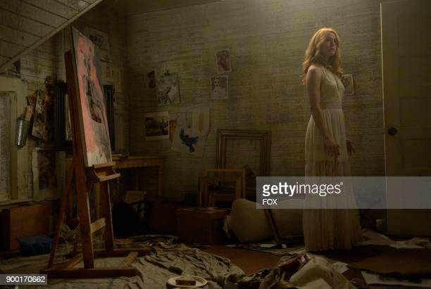 Guest star Alicia Witt in the 'Darling Nikki' episode of THE EXORCIST airing Friday Nov 10 on FOX